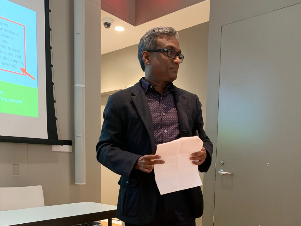Krishnendu Ray, New York University